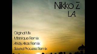 Nikko.Z - L.A (Original Mix) - Sound Avenue
