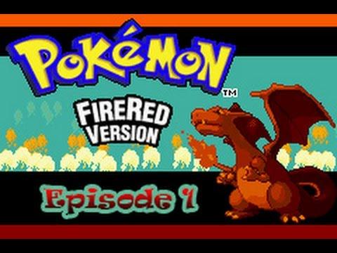 Pokemon Fire Red Episode 1 (Norsk/Norwegian)