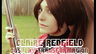 [Kat] Cosplay Transformation - Claire Redfield