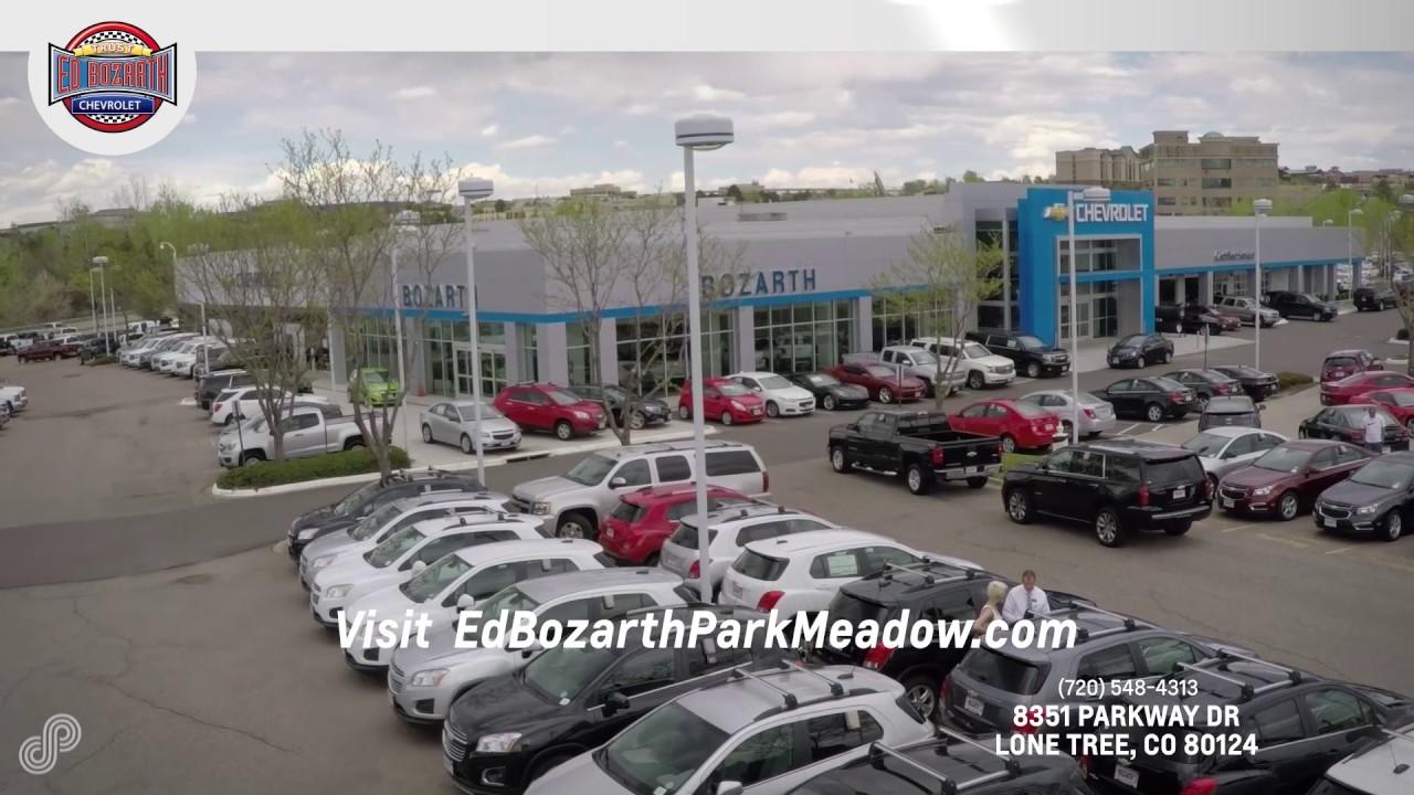 Ed Bozarth Chevrolet Park Meadow January HLDS - YouTube