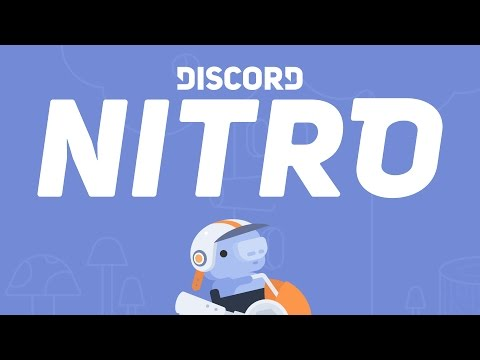 Discord Nitro - Support Discord and Get Boosted
