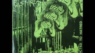 "CRIPPLE BASTARDS - ""Addicted to Hatred"" (1995)"