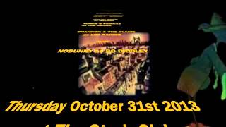 HALLOWEEN TRAILER  2013 w/ NOBUNNY , SHANNON & THE CLAMS, POOKIE, WEEZER, Oakland Stork Club