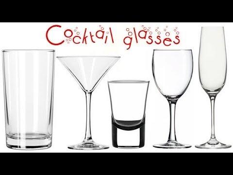 Superb Cocktail Glasses