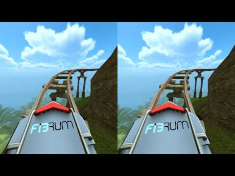 Short Play #456 Roller Coaster VR
