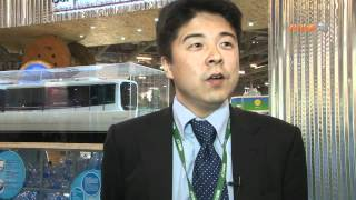 Mitsubishi -- Onsite Interview at 2012 MIECF Macau