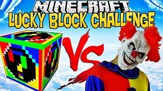 SPIRAINBOW LUCKY BLOCK VS CLOWN TUEUR ! | LUCKY BLOCK CHALLENGE !