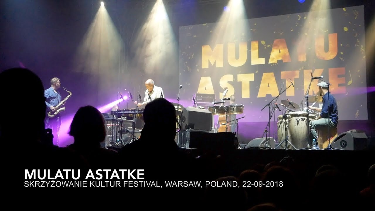 Mulatu Astatke plays