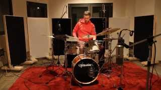 """The Complete Drum Recording"" tutorial videos by The Sonic Ark: Dimitris Tasoudis, part 1."
