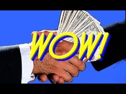 Lobbyists - Bribery is Legal - Lobbyists & Politicians Keeping Each Other Well Fed