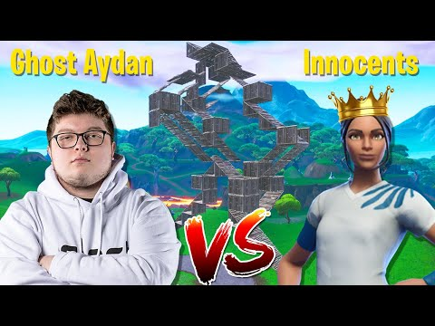 World Best Controller Players FINALLY 1v1... (Ghost Aydan vs Ghost Innocents)