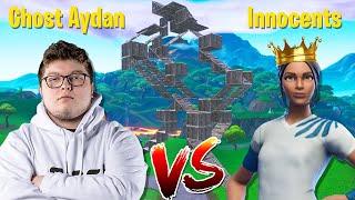 World Best Controller Players FINALLY 1v1... (Ghost Aydan vs Ghost Innocents)