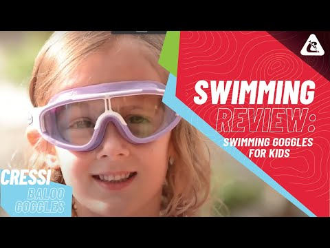 Swimming Goggles for Kids Review: Cressi's New Baloo Goggles