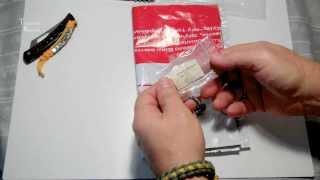 Unboxing замки для браслетов. Распаковка посылки и краткий обзор металлических замков для браслетов.