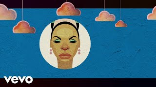 Nina Simone - I Sing Just To Know That I'm Alive (Lyric Video)