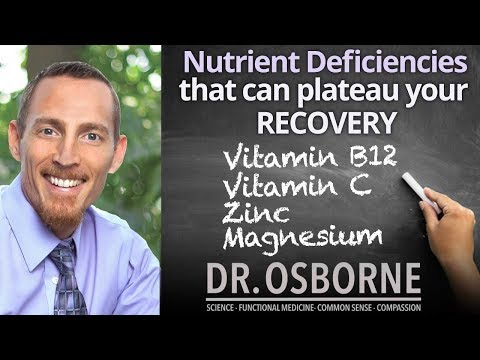 The 4 Nutrients You Must Have To Heal