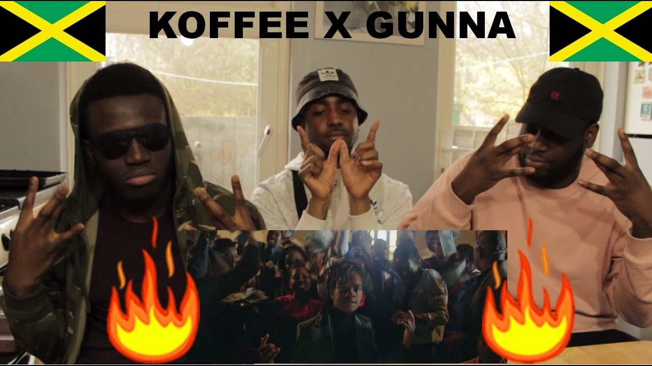 Download Koffee - W (Official Video) ft. Gunna - Reaction