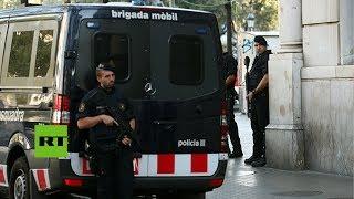 Detienen a un supuesto terrorista marroquí relacionado con los atentados en Barcelona