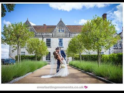 Lisa & Liam's Wedding at Froyle Park in Farnham, Surrey