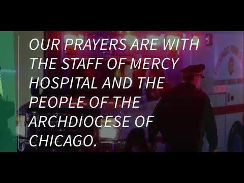 Cardinal DiNardo's Statement After Mercy Medical Shooting