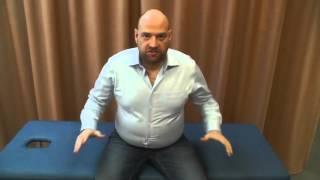 Остеопатия и гимнастика для позвоночника при остеохондрозе и грыжах. Часть 2