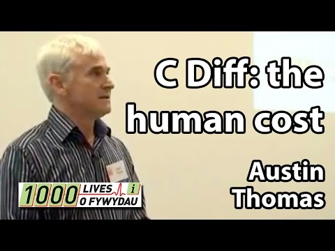 Austin Thomas  C Diff: the human cost