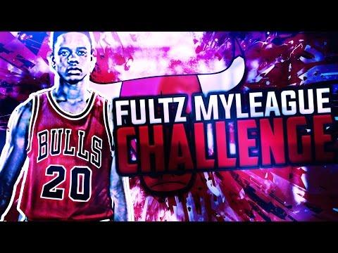 MARKELLE FULTZ THE NEXT DERRICK ROSE! CHICAGO BULLS REBUILD CHALLENGE! BEST TEAM EVER! NBA 2K17