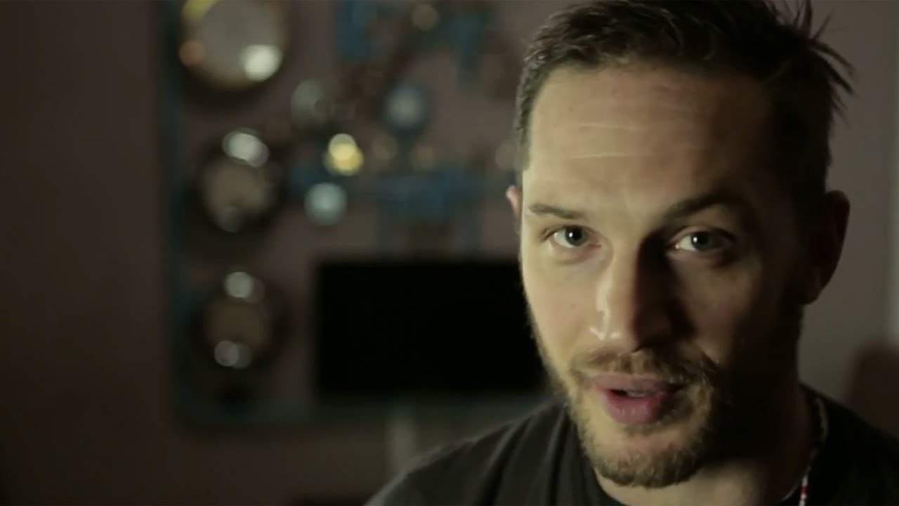 Tom Hardy Interview: Addiction, Alcohol And Never Giving