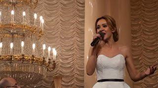 Валентина Бирюкова в концерте к 105-летию Марка Бернеса.