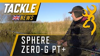 Sphere Zero-G PT+ Pole : Performance Tuned Pole Fishing
