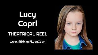 Lucy Capri: Theatrical Reel