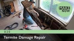 020 - Termite Damage Repair