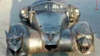 Karaokê Alma Gemea -Tchuco com fotos de carros tunados