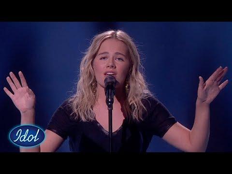 Vilde leverer Susanne Sundfør cover med høy gåsehud-faktor | Idol Norge 2018