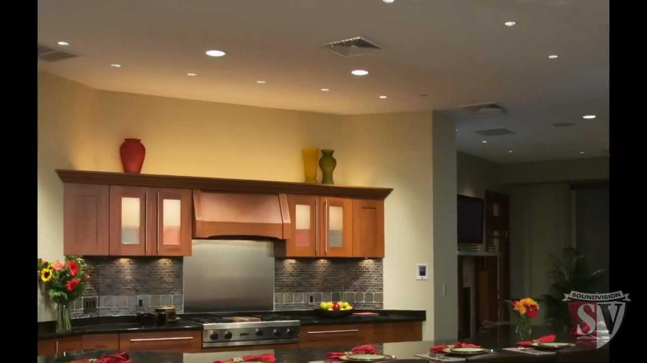 Lutron Lighting Control System Youtube