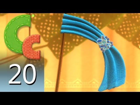 Yoshi's Woolly World – Episode 20: Sunset at Curtain Falls