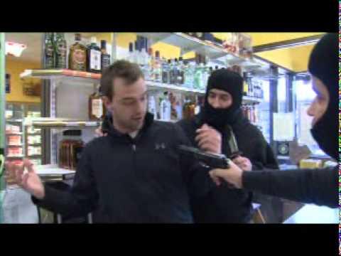 Liquor Store Robbery, Beaumont, AB