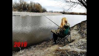 ЭТА СНАСТЬ РАБОТАЕТ СУПЕР. Рыбалка в апреле 2019