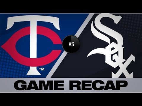 Cruz notches 3-homer game in record-breaking win | Twins-White Sox Game Highlights 7/25/19