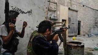 ثوار الجبهة الجنوبية يطلقون معركة جديدة ضد النظام والاسد يرد بقصف درعا