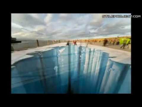 Promo video graffiti 3d youtube - Peinture effet profondeur ...