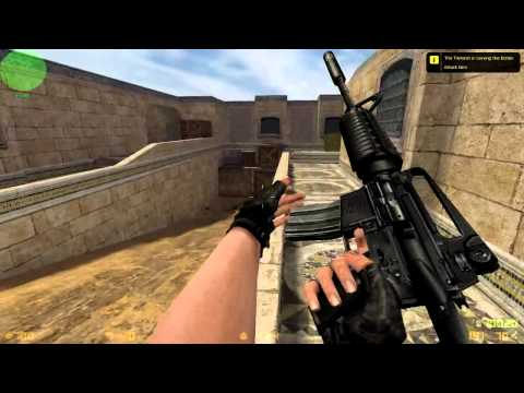 Lets Play Counter Strike Condition Zero - Part 1 Drunk Driver