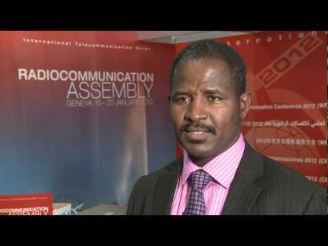 ITU INTERVIEWS @ RA-12: Bashir Gwandu, Nigerian Communications Commission