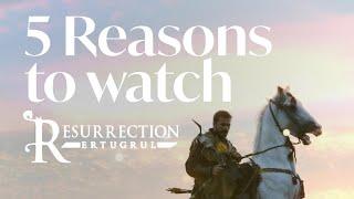 Resurrection ertugrul season 5 video clip