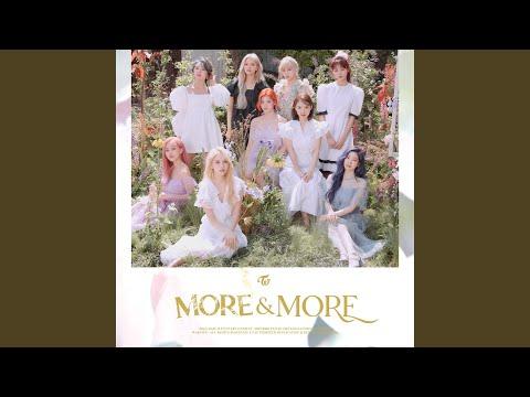 MORE & MORE (English Ver.)