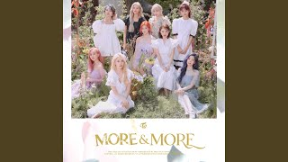 Youtube: MORE & MORE (English Ver.) / TWICE