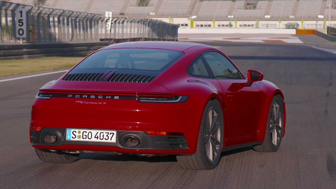 2020 Porsche 911 992 Carrera 4s First Drive Youtube
