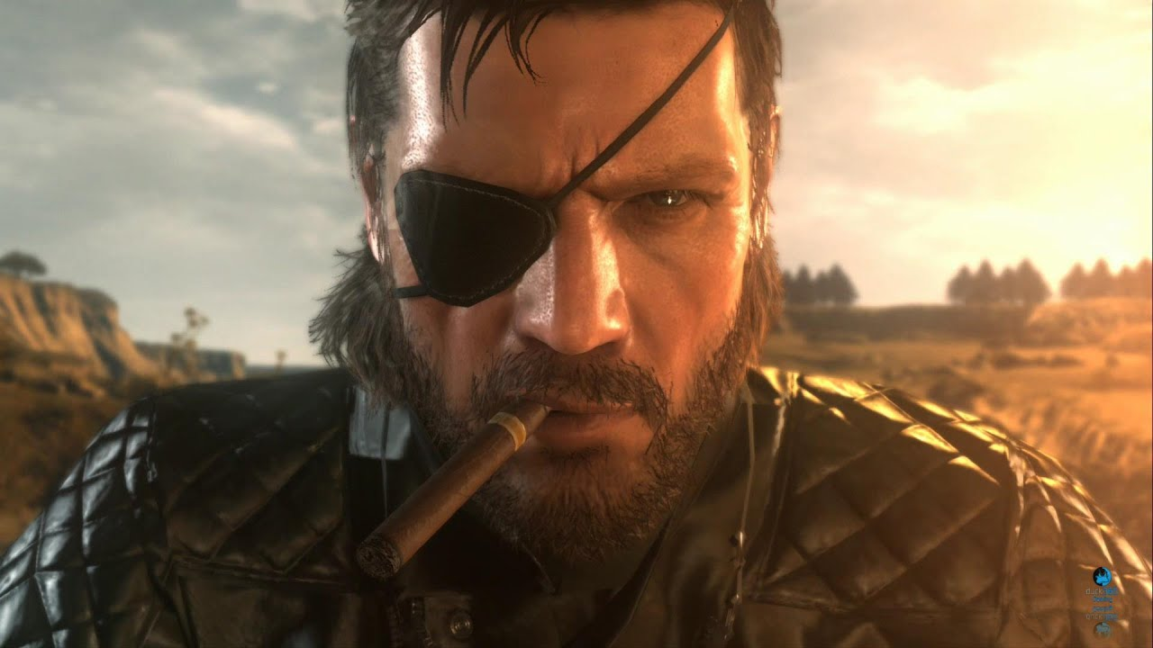 Image result for phantom pain real big boss