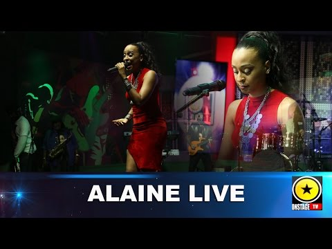 Alaine Live: Ten Of Hearts