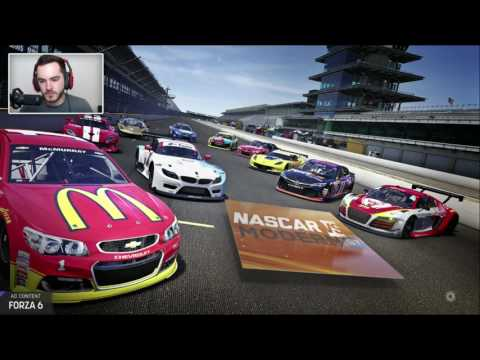 Forza 6 Motorsport: NASCAR Awesomeness